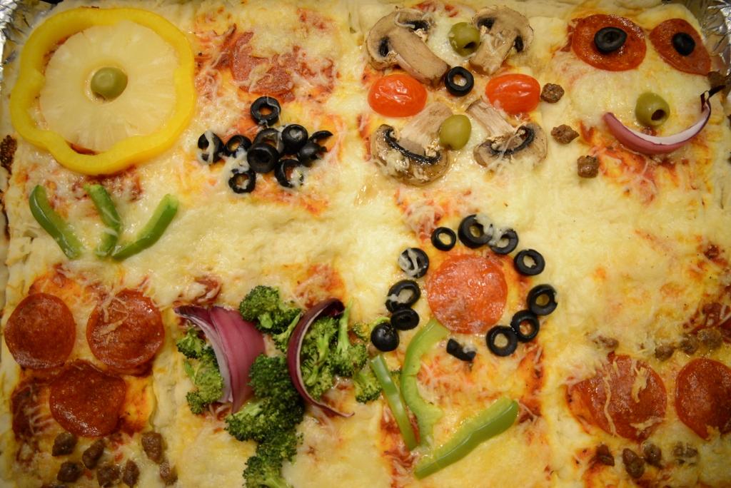 A Pizza Quilt