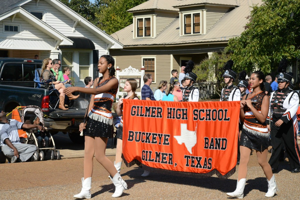 Gilmer High School Buckeye Band