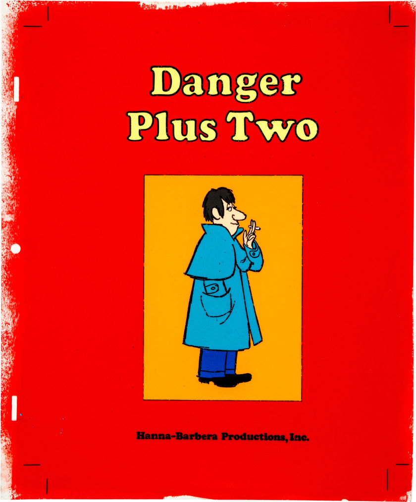 Danger Plus Two Cartoon