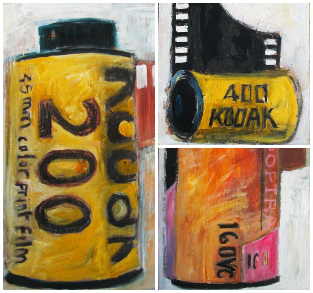 Kodak Paintings