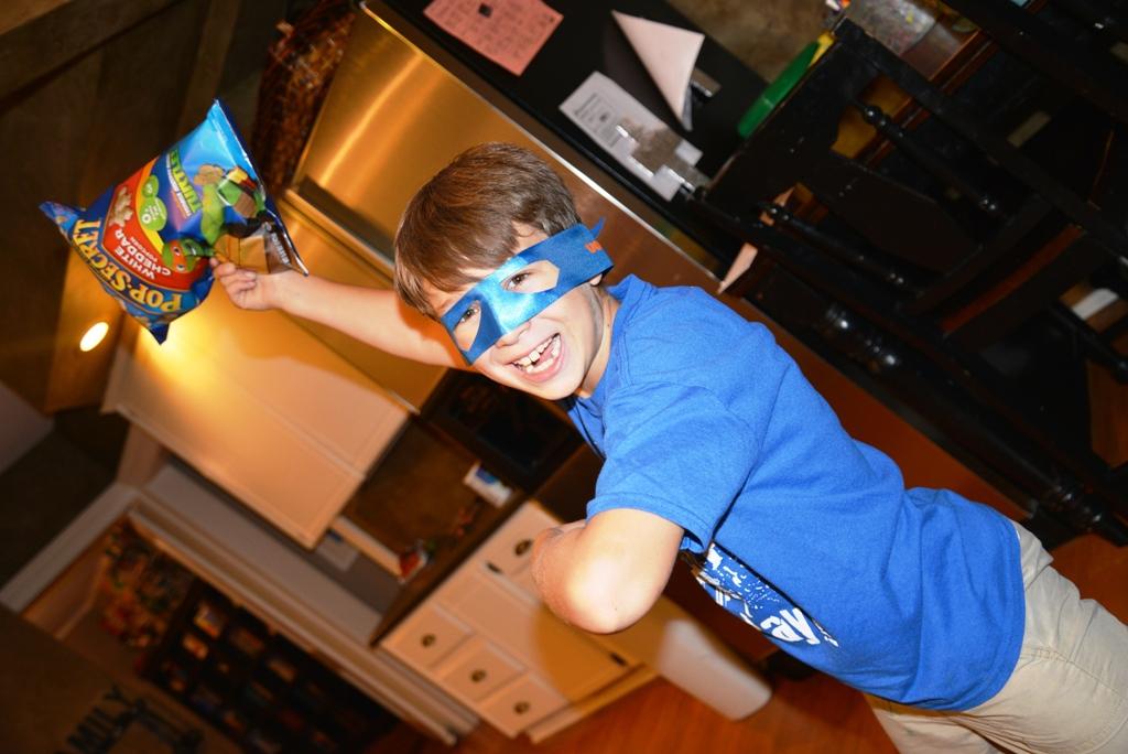 Pop Secret Teenage Mutant Ninja Turtles