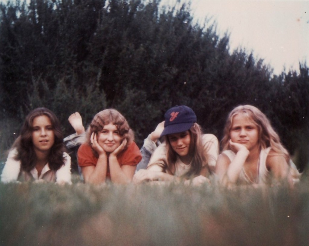 More Pictures of Generation feature a rare Polaroid of pre-teen girls in the 1970s.