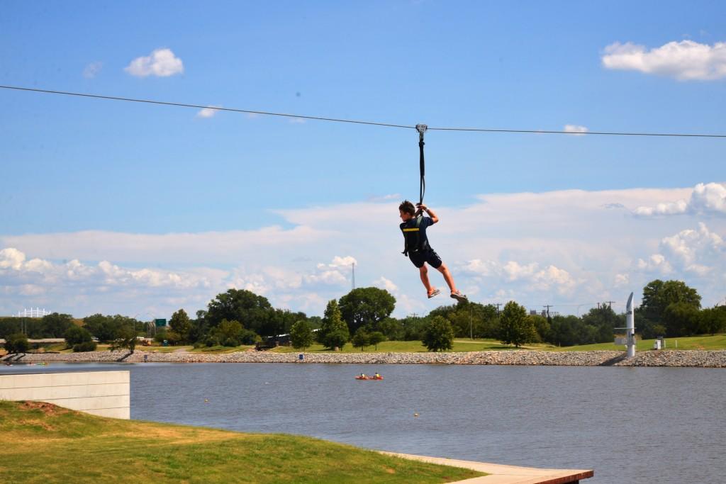 Zipline Adventure | OKC