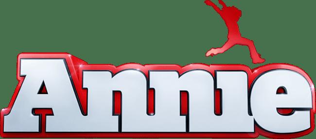 New Annie Logo, 2014