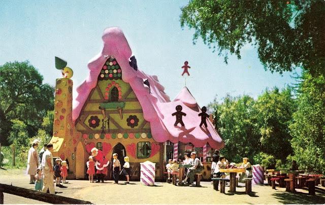 Santas Village Los Angeles California