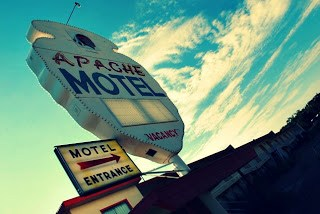 Apache Motel | Abandoned motels on Route 66