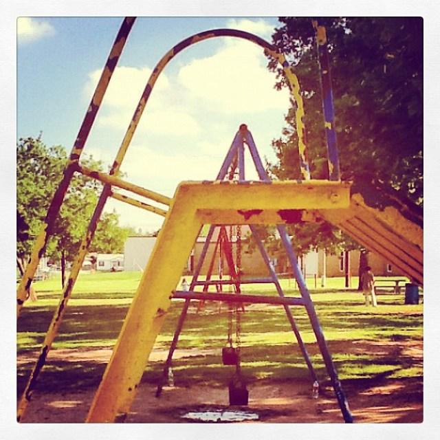 Old Slide