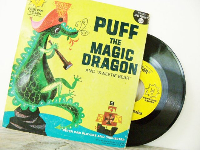 Puff the Magic Dragon Record