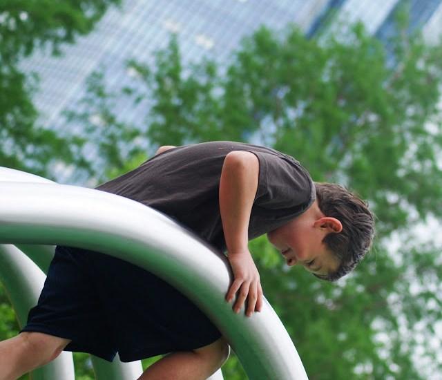 Myriad Gardens Children's Playground Devon Energy