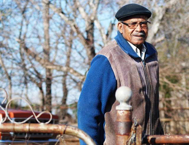 Old Black Gentleman,