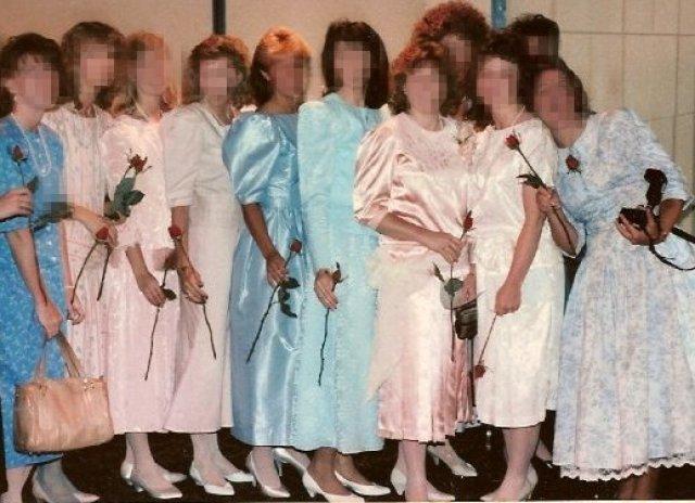 80s Prairie Dresses