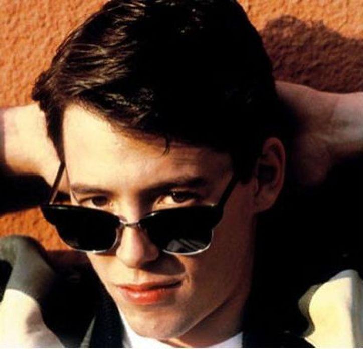 Ferris Bueller in Sunglasses