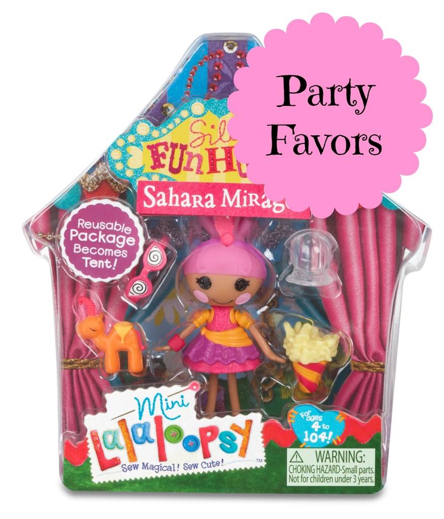 lalaloopsy party favors