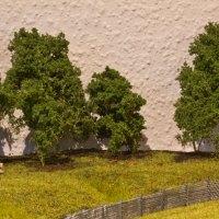 Bäume aus Seemoos, gut und günstig