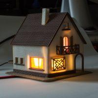 Hausbeleuchtungen günstig selber machen