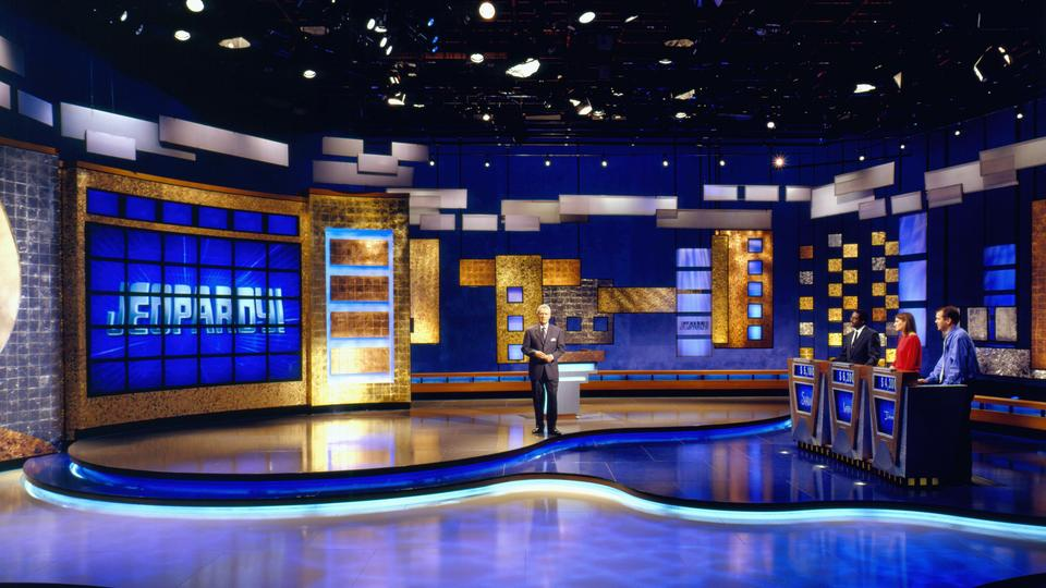 35 Years Of The Jeopardy Set JBuzz
