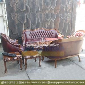 Jual-Sofa-Tamu-Louis-Gelung-Set-Ukiran-Kayu-Jati