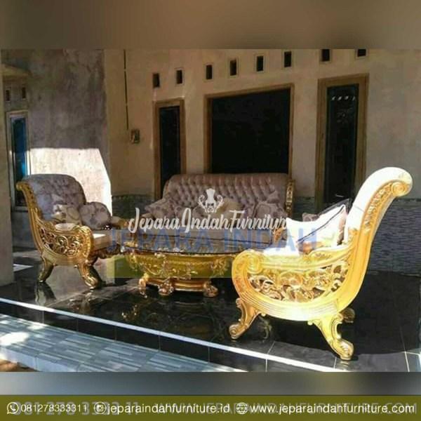 Jual Set Sofa Tamu Raffi Mewah