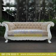 Set Sofa Tamu Queenera Mewah