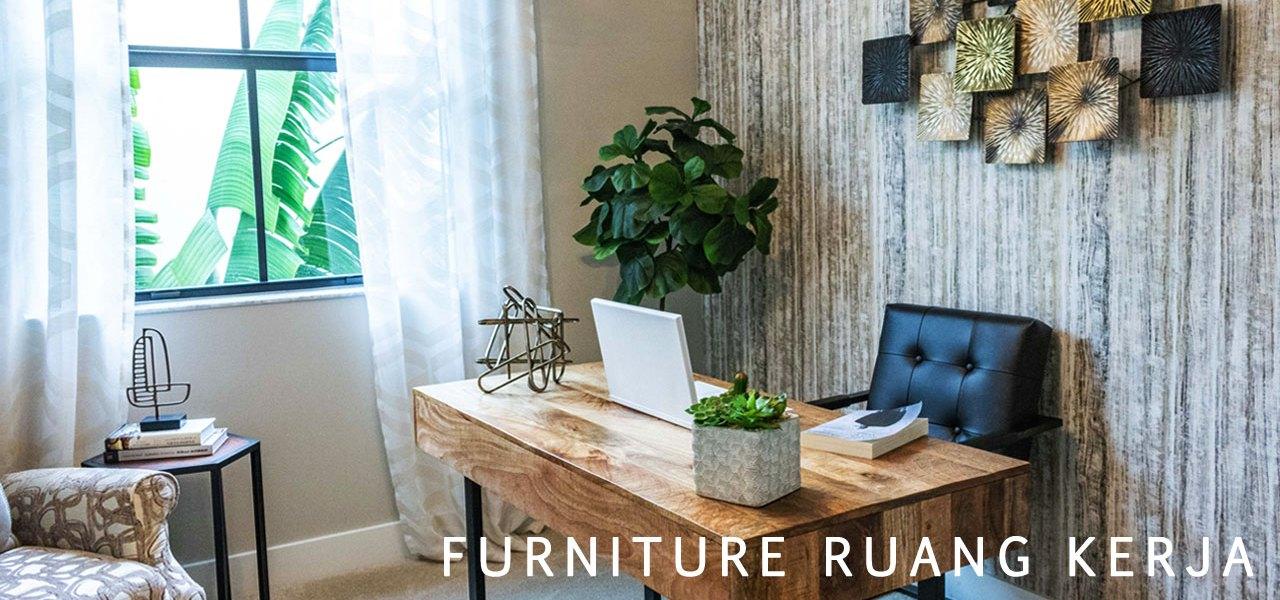 Katalog Furniture Ruang Kerja