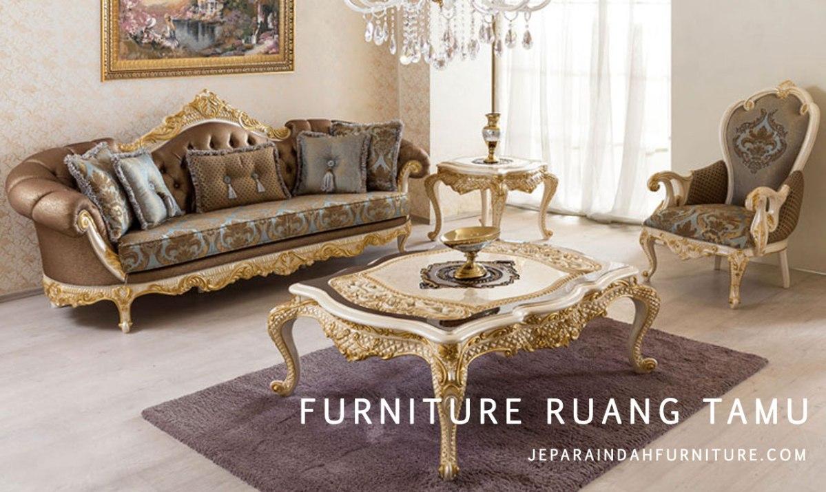 Katalog Furniture Ruang Tamu By Jepara Indah Furniture