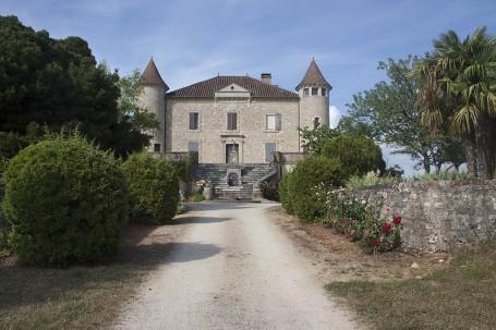 Château Chambert à Cahors