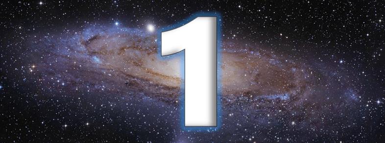 symbolisme du chiffre 1