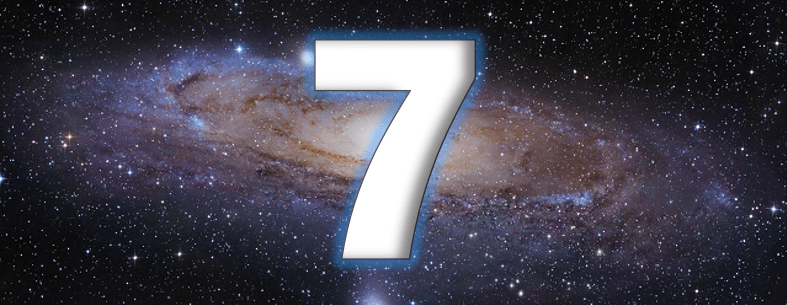 symbolisme du chiffre 7