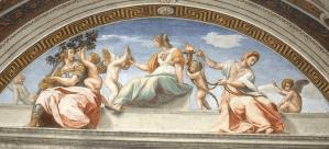 vertus théologales et vertus cardinales