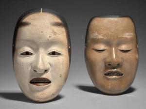 symbolisme masque theatre no