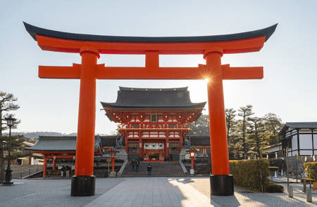 torii japonais symbolisme