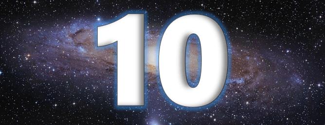 symbolisme du chiffre 10