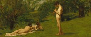 arcadie mythologie symbolisme et mystère