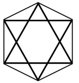 hexagone et sceau de salomon