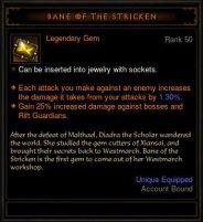 bane of the stricken