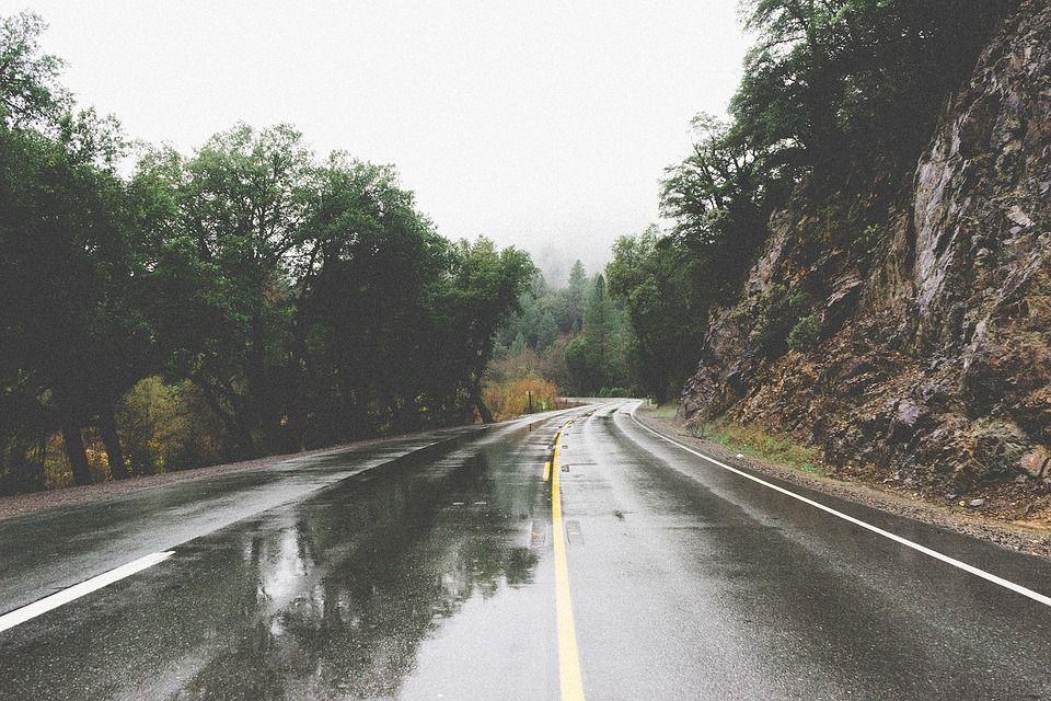 En voyage - Après la pluie