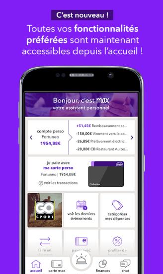 Télécharge l'application MAX pour iOS