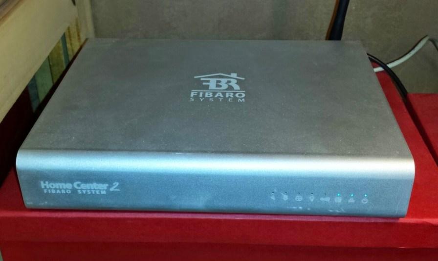 Box domotique : Home Center 2 de Fibaro