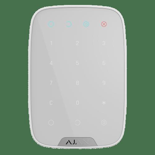 clavier d'alarme blanc AJAX