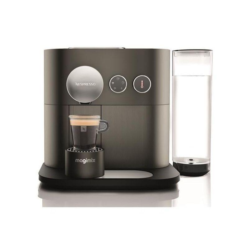 Cafetire Noire Magimix Nespresso Expert 11379 Avis