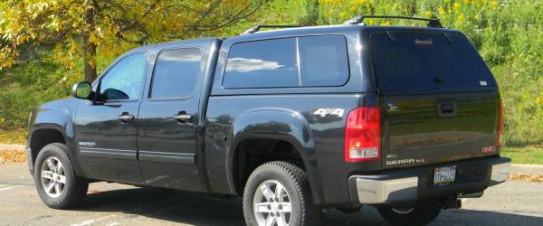 Jeraco Truck Caps Amp Tonneau Covers