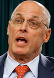 Henry Paulson, Secretary of the Treasury