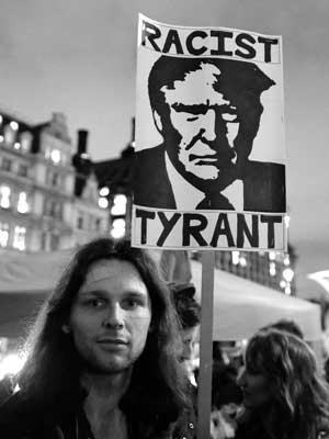 Trump is racist
