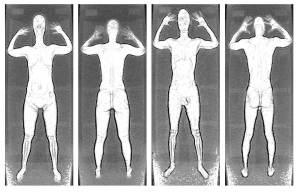 TSA Body Scanner Image