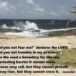 Jeremiah 5:22