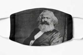 Marxist mask