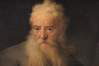 Rembrandt, The Apostle Paul; 1633 or 1635