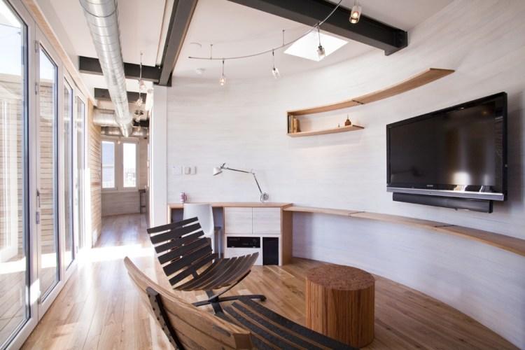 SiloHouse Living Room
