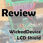 LCD Shield Review