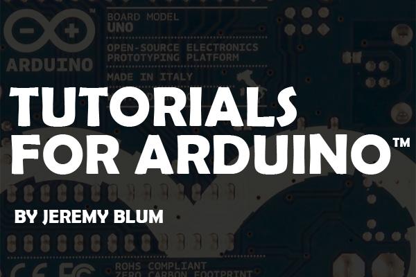 jeremy blum arduino book pdf